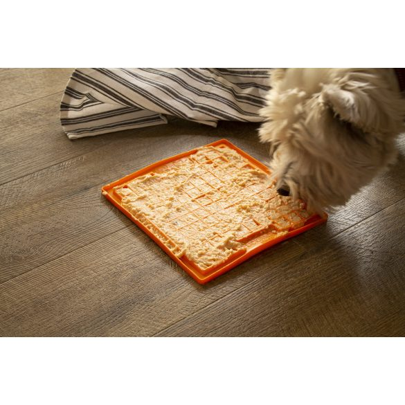 LickiMat® Classic Playdate™ Narancssárga