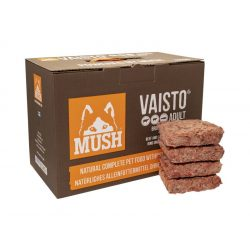 Mush Brown Marha - Bárány - Lazac barf komplett menü 10kg, Farkaskonyha