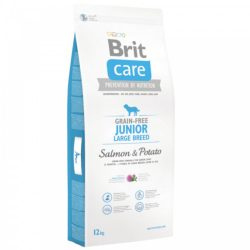 BRIT CARE HYPOALLERGENIC - JUNIOR LARGE Salmon & Potato 12kg