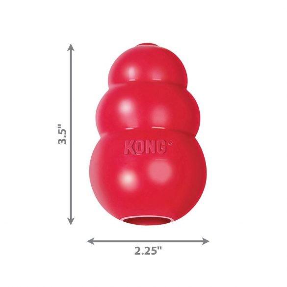 KONG CLASSIC HARANG PIROS (M)