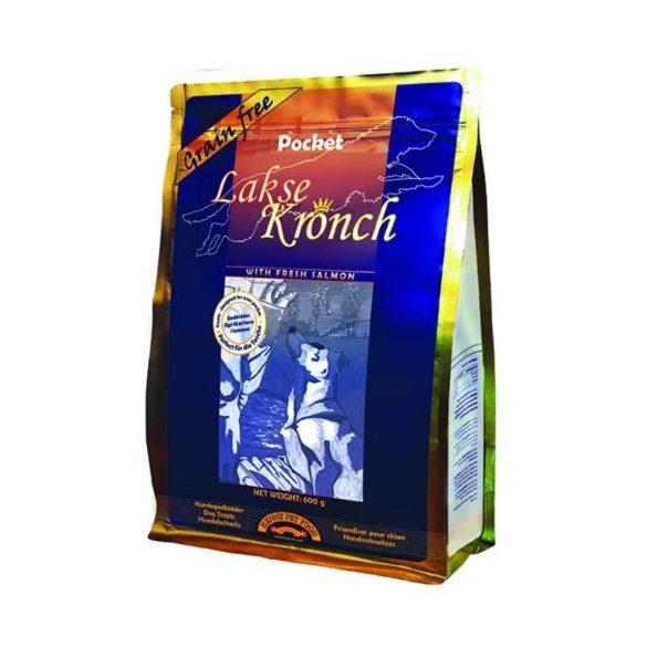 Kronch Pocket lazacos tréning jutalomfalat 600g, Farkaskonyha