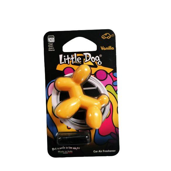 Little Dog autóillatosító - Vanília
