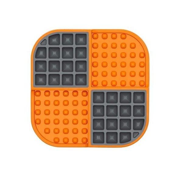 LickiMat® Slomo™ Narancssárga
