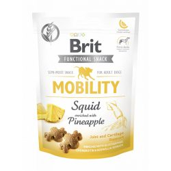 Brit Care Functional Snack MOBILITY - Tintahal és ananász