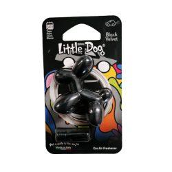Little Dog autóillatosító - Black Velvet