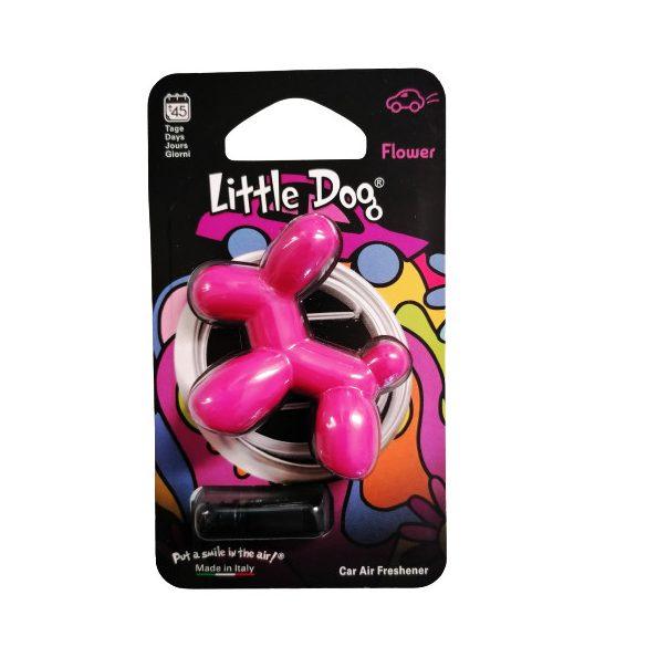 Little Dog autóillatosító - Flower
